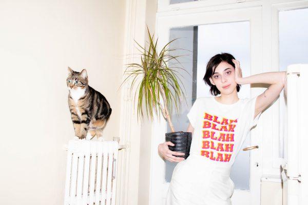 T-Shirt by Studio245 BLAH BLAH BLAH with Eve Smiski