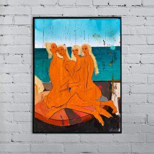 Vahid Sharifian art print @UnseenSketchbooks