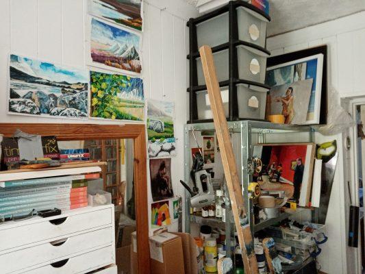 Philip Tyler painter Brighton UK