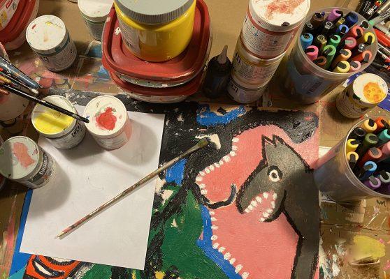 Sanna Stabell painter USA