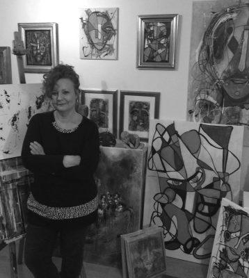 Ilona Schmidt artist Hamburg Germany