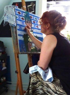 Iris Van Zanten artist Netherlands