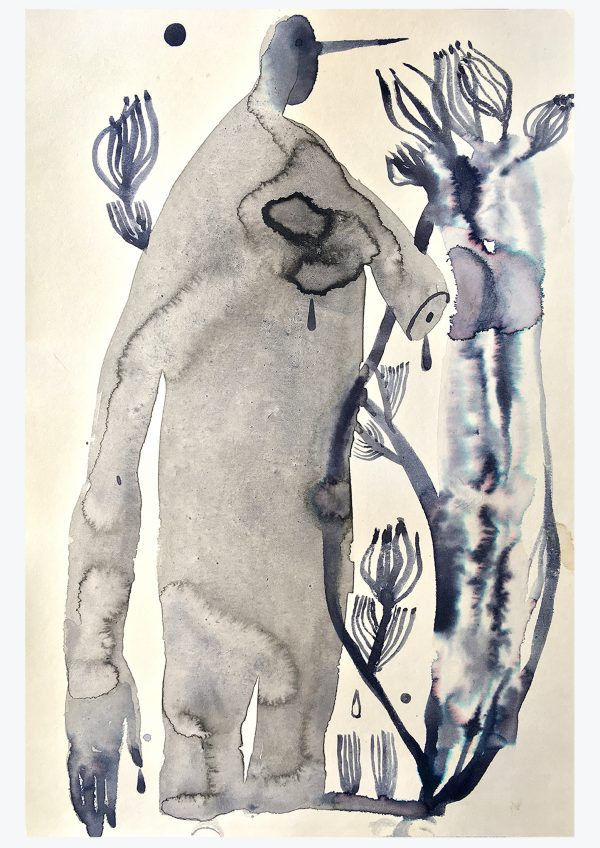 Margo Sarkisova A3 print untitled