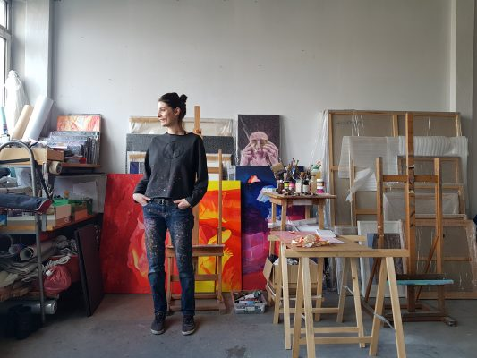 Emilia Dragosz artist Warsaw Poland