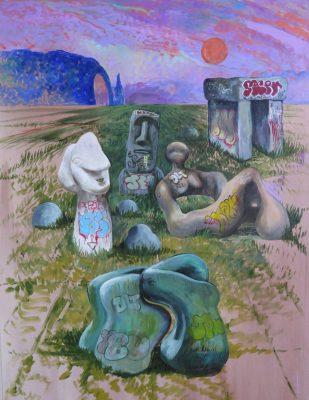 Noah Becker artist New York USA