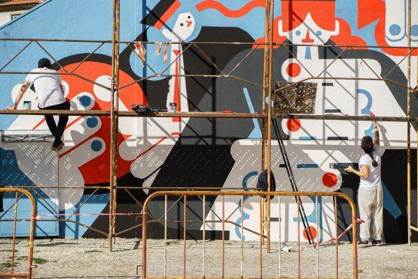 Tiago Galo artist Lisbon Portugal