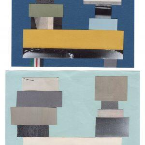 ZINE 3: Shape/Space/Line/Block by Ed Cheverton