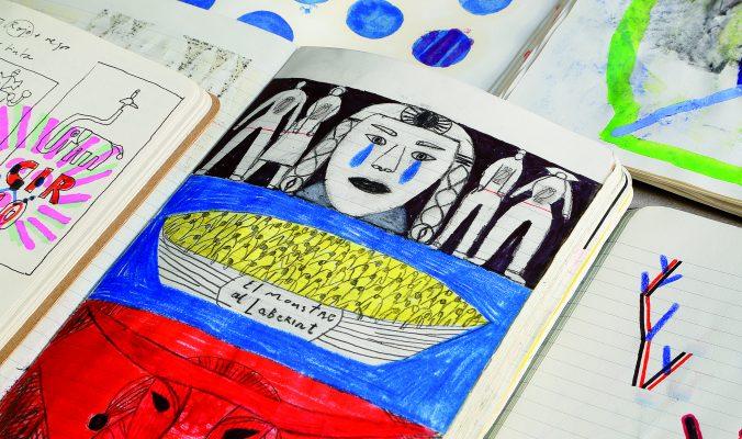 Edition 7: Six/Seis by Jesús Cisneros