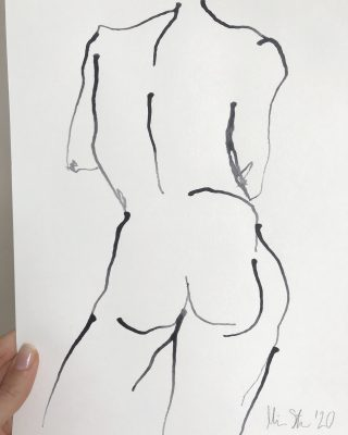 Artist Mina Stefanovic Serbia UK