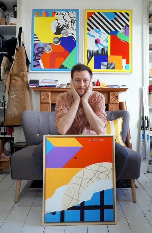 Artist Darren John UK
